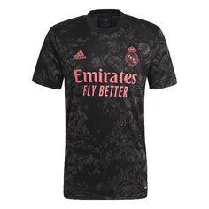 adidas - T-shirt 3.º equipamento Real Madrid CF 2020-2021 Preto L