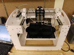Fab @ Home 3D printer