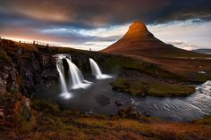 It may not be an all-time great photo of Kirkjufellsfoss but its mine and it makes me pretty damn happy. [OC][20481367] #reddit