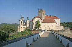 Vranov nad Dyjí castle, Czech Republic