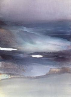 "Saatchi Art Artist Sabrina Garrasi; Painting, """"Dreamlike Dimension"" / Original Painting - Abstract Landscape"" #art"