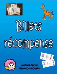 Billets récompense - French Reward Coupons (Scratch & Win style)
