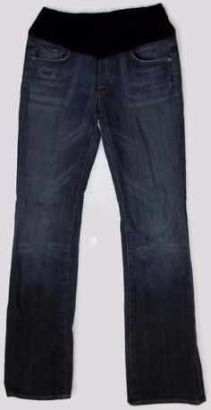 Citizens Of Humanity Maternity Jeans Size 29 Stretch Womens #CitizensOfHumanity #015001