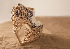 #3d #Printed Shoes http://www.mylocal3dprinting.com/