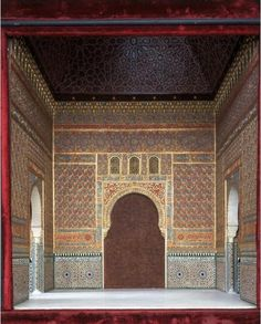 Alhambra - My Grandmother had a painting done many years ago of this. I have always wanted to go.