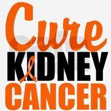 Showing my awareness for kidney cancer! I am a living cancer survivor!