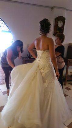 Cuidado de la imagen de la novia