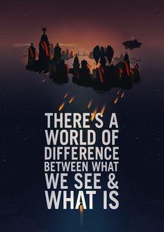 BioShock Quote Postersby Simon Ward