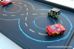 Road Trip Tray  - Coulter would love this!