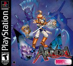 Playstation 1 - Alundra