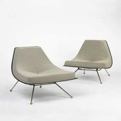 :: A.J. Donahue's 'Winnipeg Chair' 1950's..