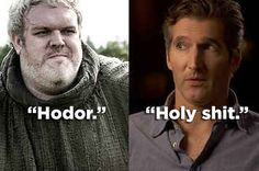 """Even The """"Game Of Thrones"""" Showrunners Were Shocked By """"Hold The Door"""""""