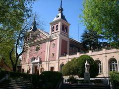 Basílica de Nuestra Señora de Atocha Madrid España