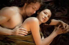 Outlander's Sam Heughan on his offscreen relationship with his costar, new episodes and more