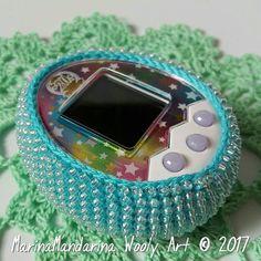 Hey, I found this really awesome Etsy listing at https://www.etsy.com/uk/listing/531902581/tamagotchi-mx-mix-4u-idl-ps-case-crochet
