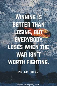 Zero to One by Peter Thiel #entrepreneurship #wisdom #motivation #quote