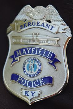 Mayfield PD KY