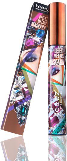 Teeez Desert Metals mascara in Tiger's Eye - $10