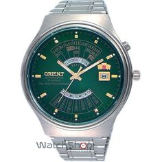 Shop for Orient Men's Multi Year Calendar Stainless Steel Watch. Get free delivery On EVERYTHING* Overstock - Your Online Watches Store! Online Watch Store, Patek Philippe, Jaba, Memorable Gifts, Stainless Steel Watch, Watch Brands, One Size Fits All, Omega Watch, Marker
