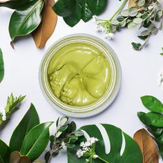 Green tea clay mask- A complexion perfecting treatment that target impurities to restore healthy balanced and clear skin 🍃 Best for uneven texture, redness, or blemish prone skin Purifying Mask, Clay Faces, Clay Face Mask, Rose Clay, Green Clay, Oily Skin, Clear Skin, Good Skin, Restore
