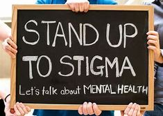 Alzheimer's Has, at least, Two Faces Mental Illness Awareness Week, Mental Illness Stigma, Mental Health Stigma, Mental Health Problems, Mental Health Matters, Social Awareness, Stop The Stigma, Break The Stigma, Mental Health Advocacy