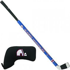 NHL Quebec Nordiques Putter by Hockey Stick Putters. Buy it @ ReadyGolf.com