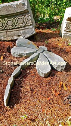 sand stone dragonfly this would be nice made with hypertufa
