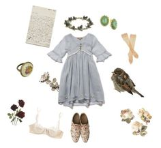 Maybe by merlebo on Polyvore featuring Elle Macpherson Intimates, Fogal, Forever 21, 1928 and BRONTE
