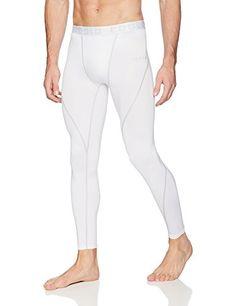 Tesla Men s Compression Pants Baselayer Cool Dry Sports Tights Leggings  MUP19 MUP09 P16 b33fce7ab