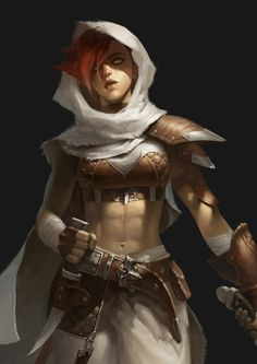ArtStation – Desert Sworderer, stta _nohbyeol – - Sites new Character Design Cartoon, Fantasy Character Design, Character Creation, Character Design Inspiration, Character Concept, Character Art, Concept Art, Rogue Character, 3d Fantasy