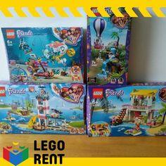 V požičovni nám postupne pribúdajú dievčatká, tak sme zas doplnili ponuku dievčenského Lega. Našu Grétku hneď chytil za srdce balón 😍 Ktoré by ste si najradšej postavili vy? Len tak na okraj - spoločnosť Lego toho pre dievčatá ponúka oveľa viac, ako len Lego Friends. Na našej stránke máme sekciu Pre dievčatá, kde si aktuálne môžete vyberať spomedzi 42 rôznych stavebníc. Lego Friends
