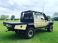 Canopy is off, time for wet season here in the beautiful Territory. Time to fit a dog cage and chase some swine 🐗🐗🐗🐗 Landcruiser Ute, Landcruiser 79 Series, Truck Flatbeds, 4x4 Trucks, Custom Truck Beds, Custom Trucks, Pick Up, Ute Canopy, Ute Trays
