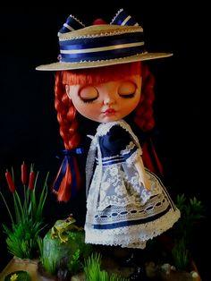 A Beija Sapo Custom, Outfit e Diorama por Wilma Garcia e Roberto Szaniecki