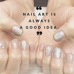 Nail art is always a good idea  #MestizaQueens