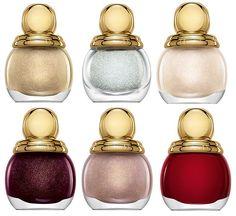 Dior Golden Winter 2013 Makeup Collection  #makeup