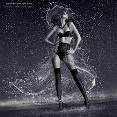 The Water Cloak by Jaroslav Wieczorkiewicz, via 500px