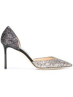 c211b2e3544 Jimmy Choo Esther 85 Pumps - Farfetch. Pump ShoesPumpsHeelsCouture ShoesWedding  ShoesShoe BagShop JimmyShoppingWomens Fashion