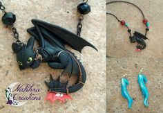 Thootless Dragon Polymer Clay by Nakihra on deviantART/////  All i can say is WOW!!!!