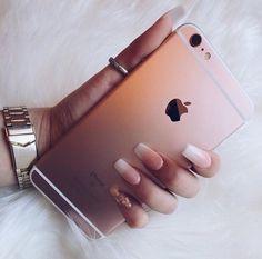 Imagen de nails, fashion, and iphone