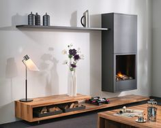 Chimenea simulador eléctrico Opti-myst Cassette M FABER Living Room Decor Fireplace, Living Room Tv, Home And Living, Maison Muji, Casa Muji, Muji Style, Muji Home, Living Room Cabinets, Home Improvement