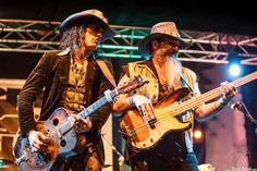 Eric Sardinas & Big Motor Festival Internacional de Blues de Getxo 2015, Biotz Alai Plaza, Algorta, 18/VII/2015