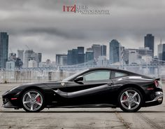 Ferrari F12berlinetta Black