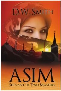 ASIM - a thrilling cross-cultural historical fiction, full of intrigue
