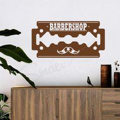 Mutasd be egyedi módon a szolgáltatásokat, amelyet kínálsz ügyfeleidnek! A Barber shop dekoratív matrica segít egyedi hangulatot teremteni a szalonodba.  Válaszd ki a megfelelő méretet, színt és élvezd az egyedi, különleges dekoráció látványát. Elérhető több méretben és színben!!! #barbershop #ferfifodraszatfaldekor #szalonfaldekor #barbershopfaldekor #dekoraciosfalmatrica #fodraszvallalkozas #fodraszatfaldekor #fodraszatdekoracio #szepsegszalondekor barbershopfalmatrica #dekoraciosmatrica Gentleman Barber Shop, Home Decor, Stall Signs, Decoration Home, Room Decor, Home Interior Design, Home Decoration, Interior Design