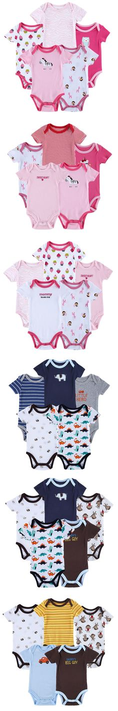 3648e6aef Baby Rompers 2016 Winter Fleece Body Suits Long Pajamas Romper 1pcs ...