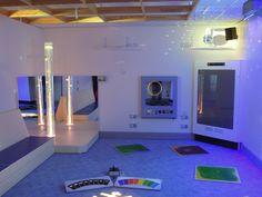 Mike Ayres Design Sensory Studio.