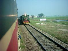 Pakistan Railway train