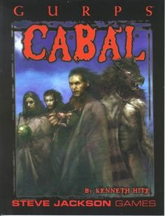GURPS Cabal. The premise for this secret organization was awesome, but for some reason it turned out to be a meh.