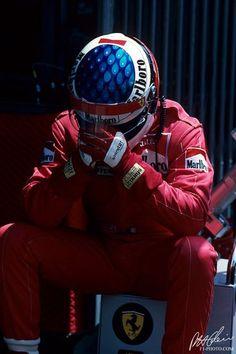Jean Alesi  no  GP de Mônaco -  1995