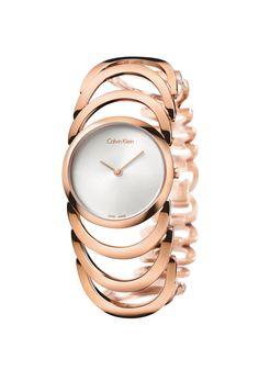 K4G23626 Calvin Klein Armbanduhr mit Gravur. Laser-Gravur für Text und Grafiken möglich